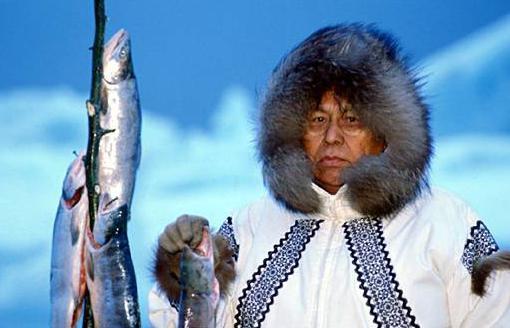 Коренното население на Алеутските острови