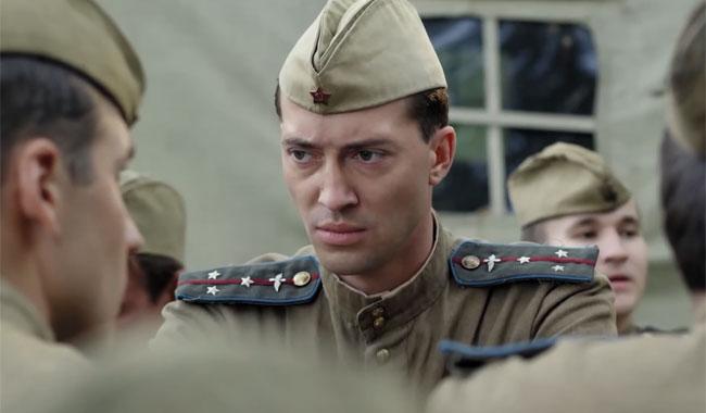 Alexander Baranovsky u kinu