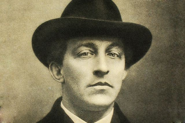 Portret Aleksandra Bloka