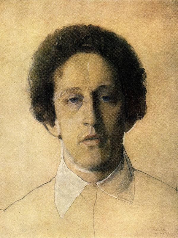 Портрет Блока