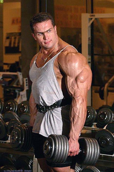 Russo Mr. Olympia