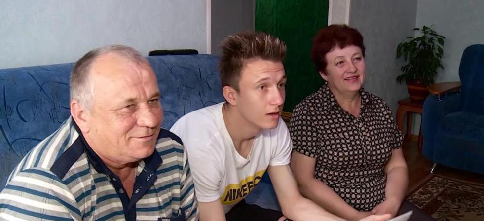 Genitori Alexander Golovin