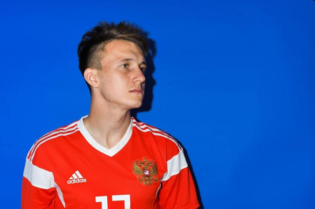 Squadra nazionale Alexander Golovin