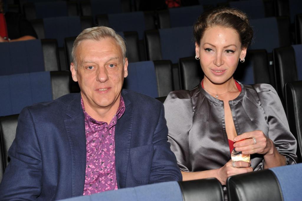 Alexander Polovtsev e Esana Muratova