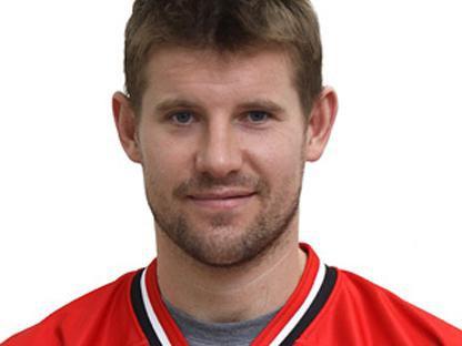 Giocatore di hockey Alexander Ryazantsev