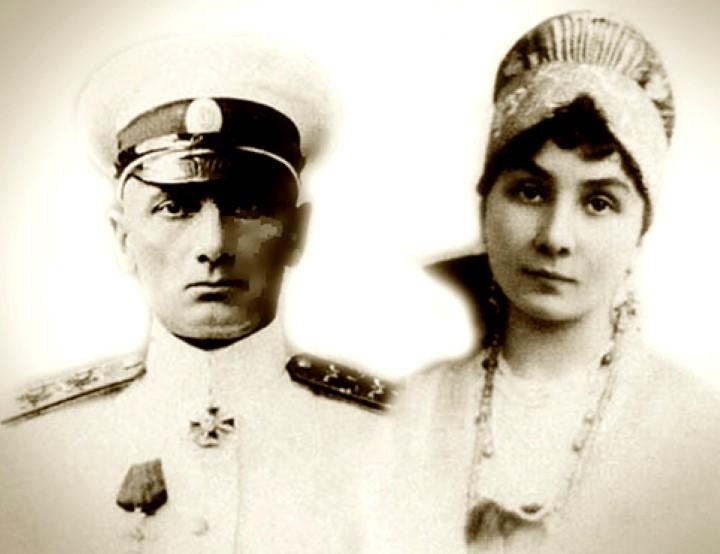 Колчак и Тимирева