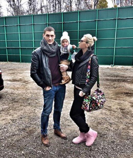 Алекандер Задоинов и Елина