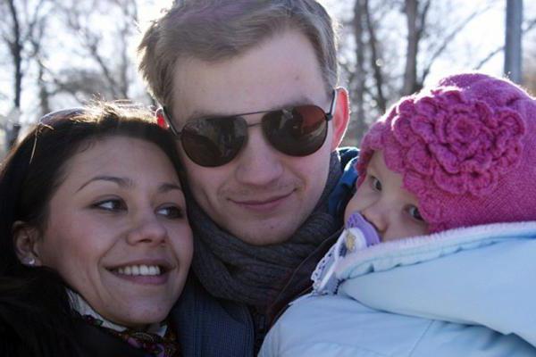 Aleksej Demidov osobni život