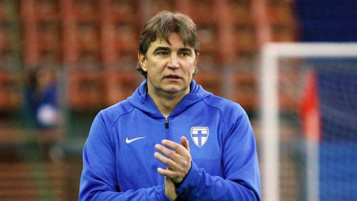 Giocatore di calcio di Alexey Eremenko