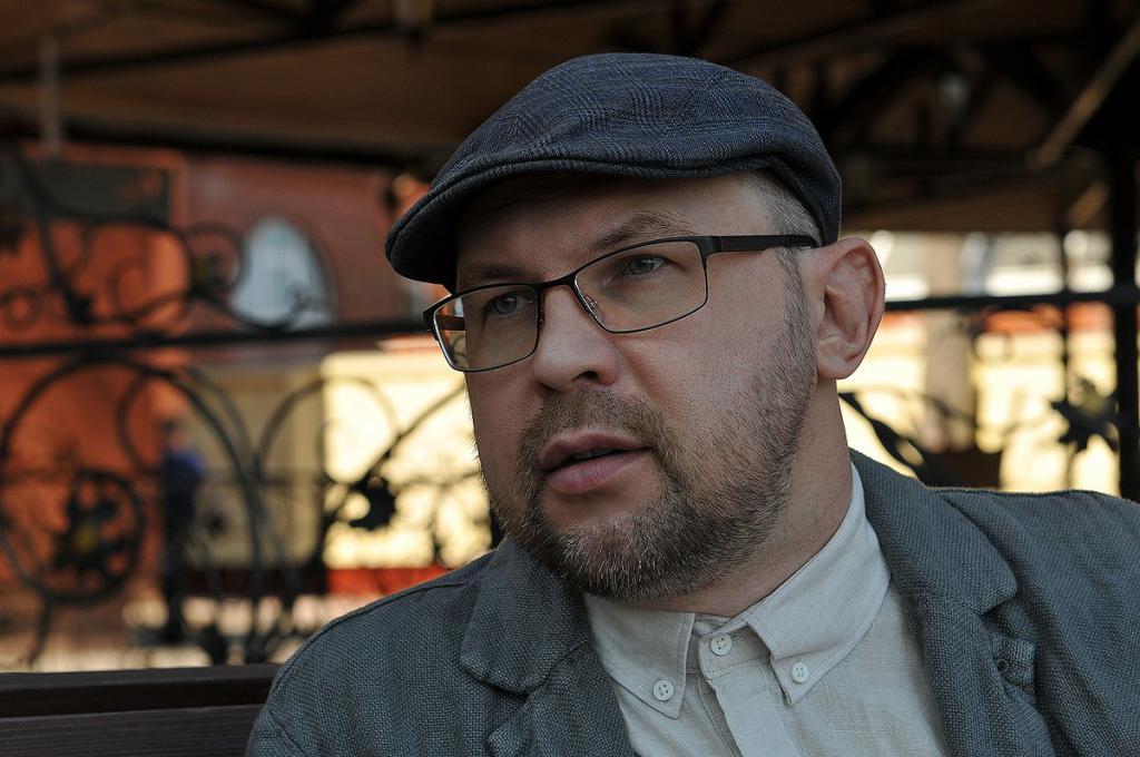 Pisatelj Aleksej Ivanov