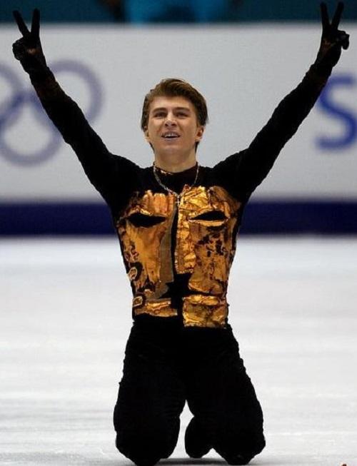 Триумф на Алексей Ягудин