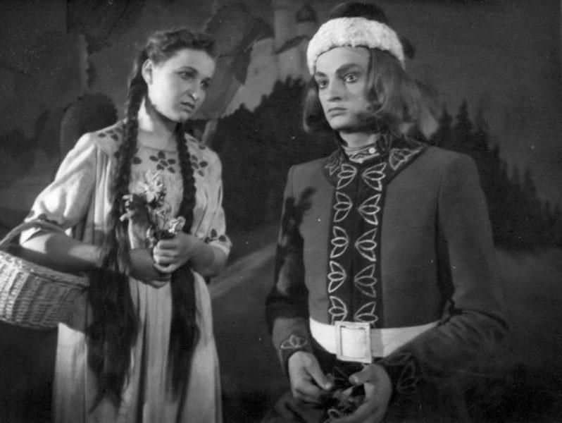 Алгимантас Масиулис в пиесата