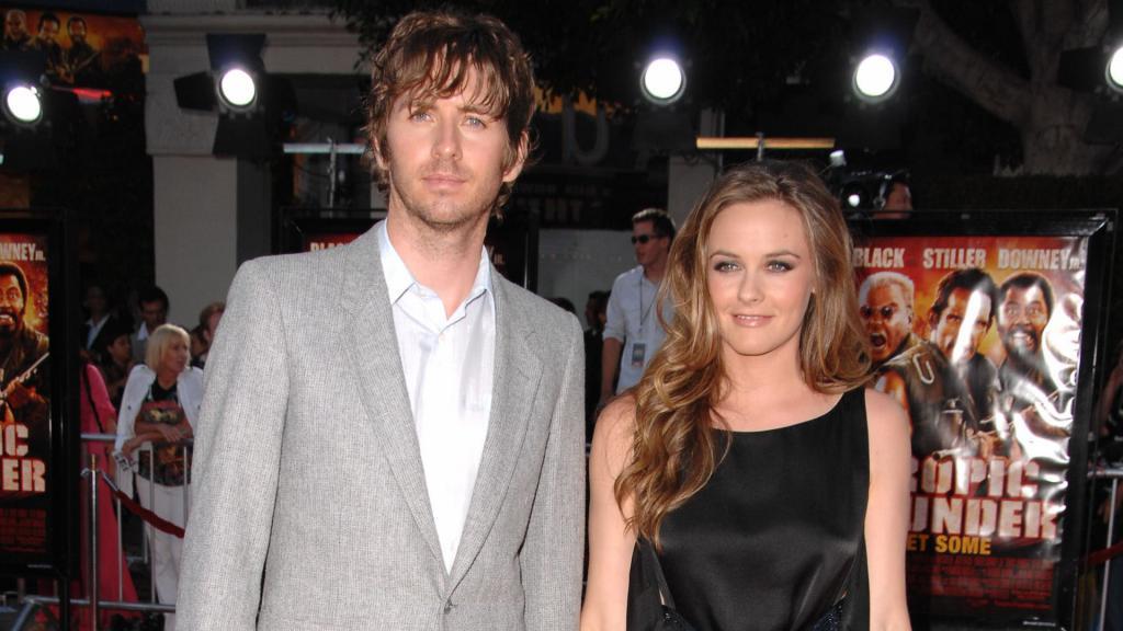 Alicia Silverstone e suo marito