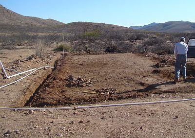Izravnavanje zemljišta