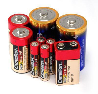 recensioni di batterie alcaline