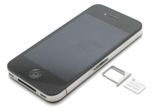 come ottenere la carta SIM da iPhone 4