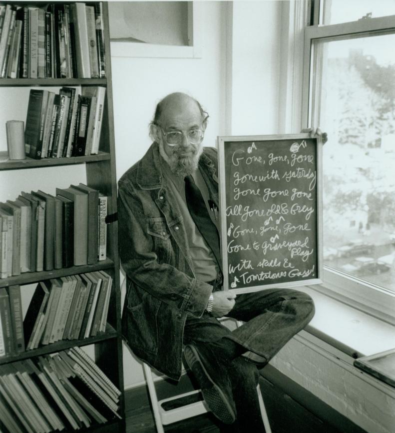 Libri di Allen Ginsberg