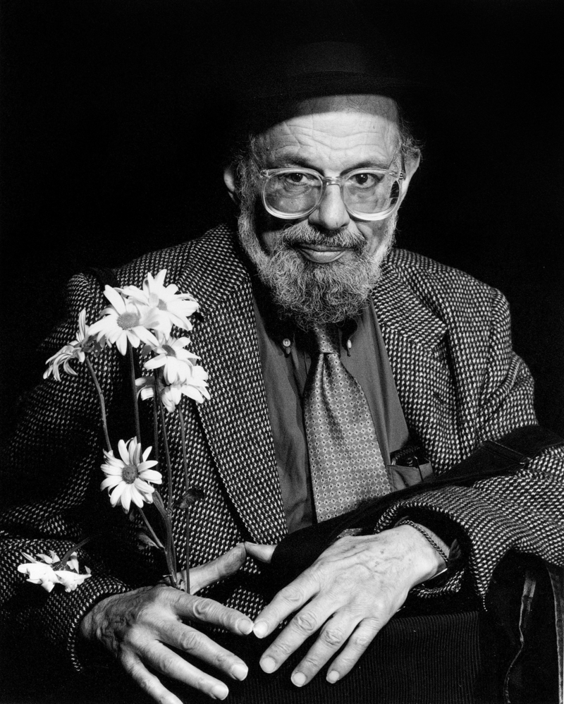 Creatività Allen Ginsberg