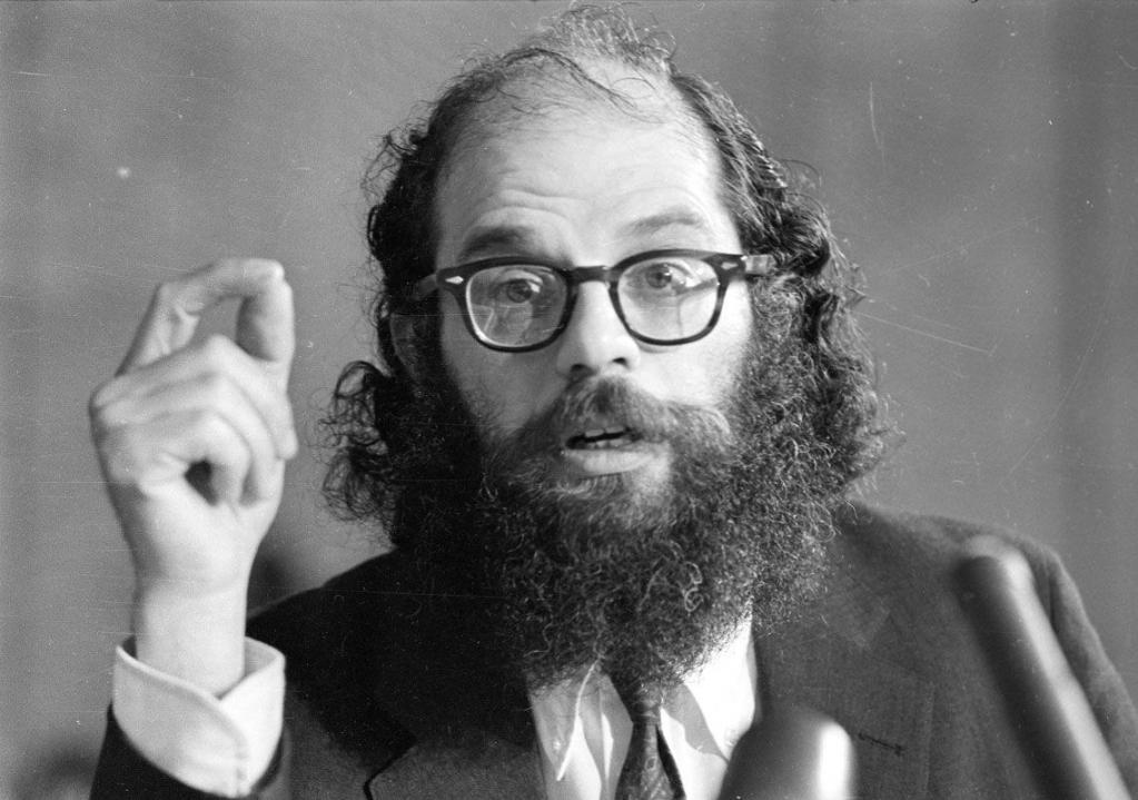 Poesie di Allen Ginsberg