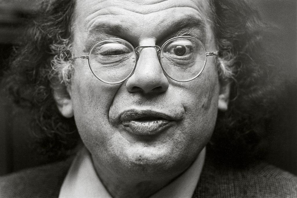 Biografia di Allen Ginsberg