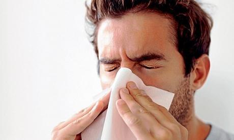 Током целе године алергијски ринитис
