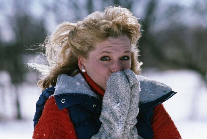 allergico al freddo