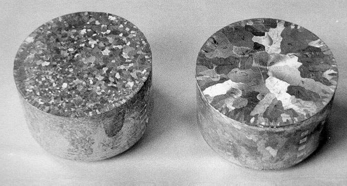 својства метала и легура