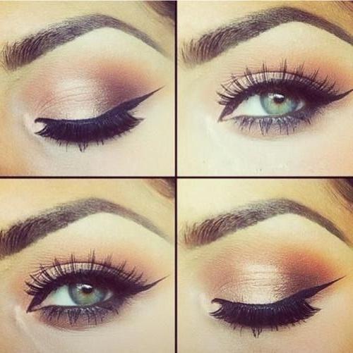 bademaste oči