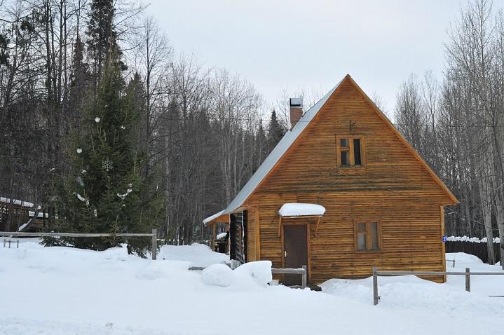 cottage sulla montagna Ivan