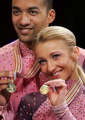 Гран При на Алена Савченко