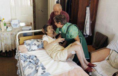 ostatni etap choroby Alzheimera