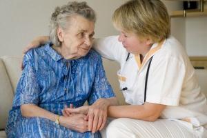 Етап на болестта на Алцхаймер