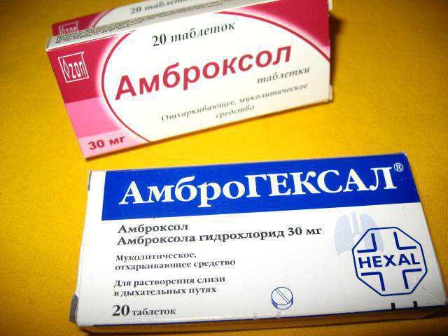 istruzione ambrohexal