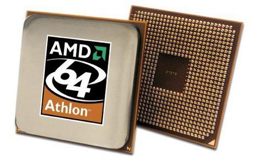 процесор амд атхлон 64 к2 спецификације