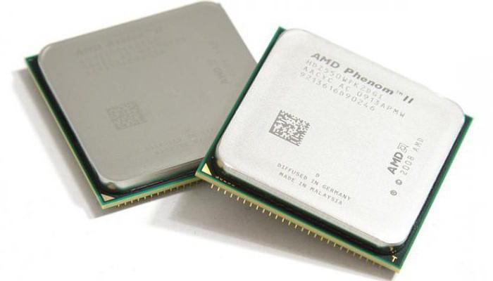 amd phenom ii processor