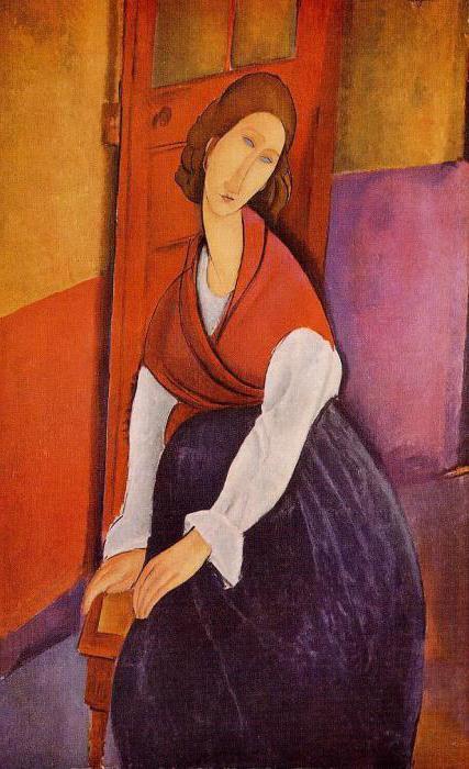 Opere d'arte di Amedeo Modigliani