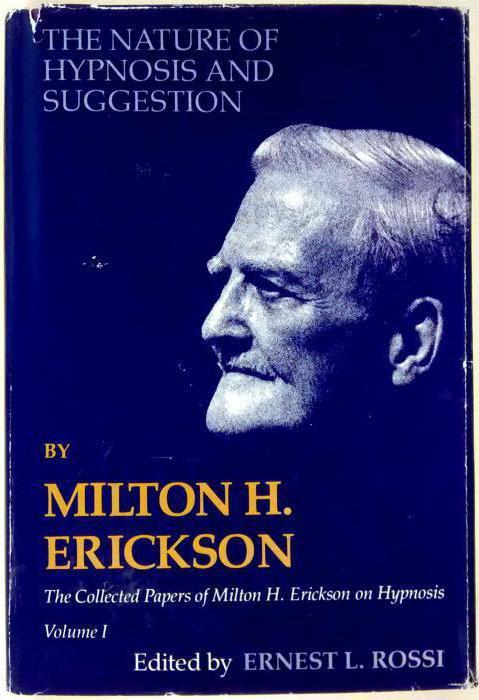 Milton Erickson Principles
