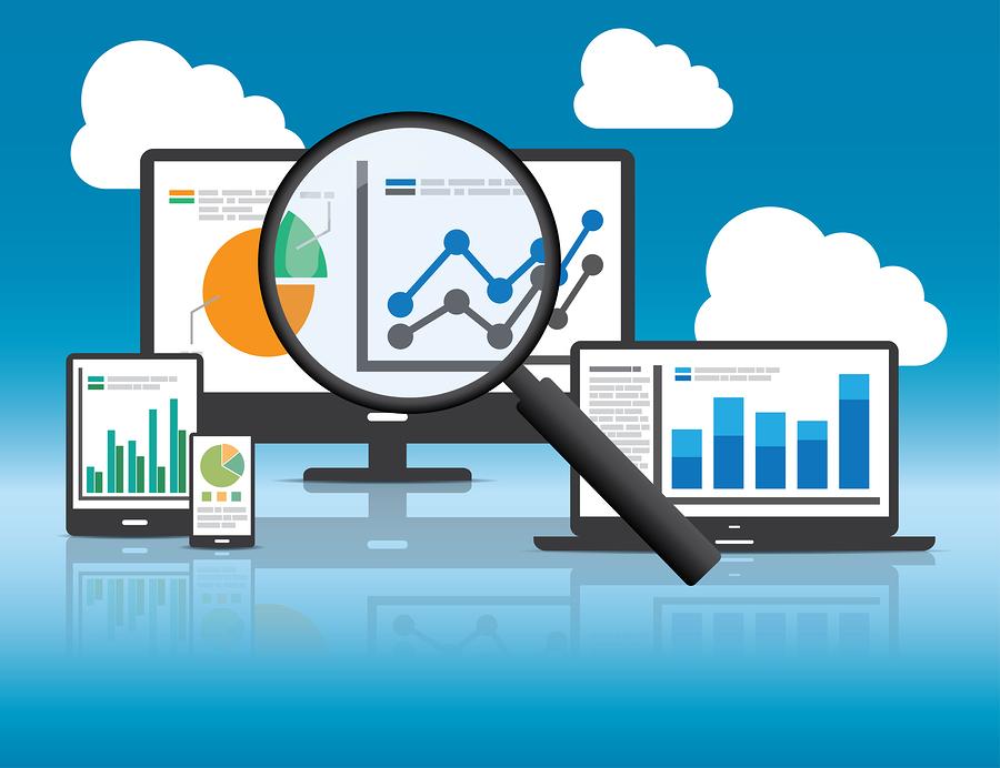 analizo finančne dejavnosti podjetja