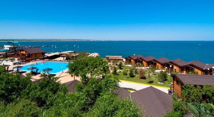 Hotel Anapa in riva al mare
