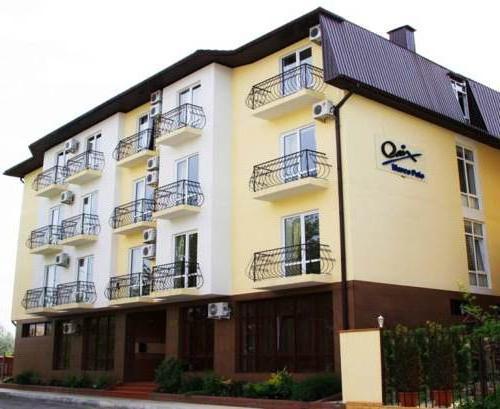 Hotel BnB a Anapa