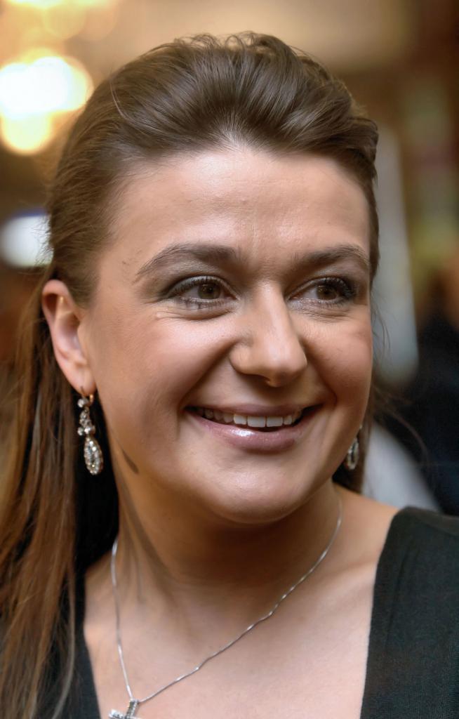Глумица Анастасиа Мелникова