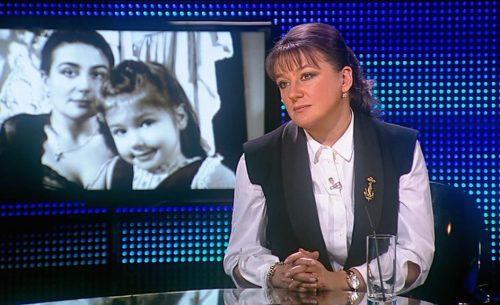 Анастасиа Мелникова у програму Кире Просхутинске