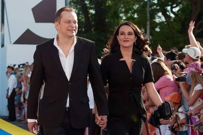 Anatoly Kot e Yanina Kolesnichenko