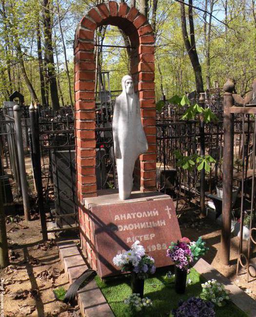 Grób Anatolija Solonicyna