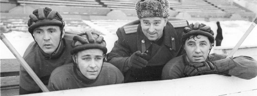 Tarasov all'inizio della sua carriera