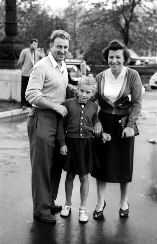Famiglia Tarasov