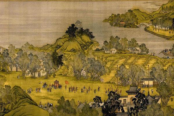 Narava starodavne Kitajske