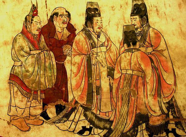 Ljudje iz starodavne Kitajske