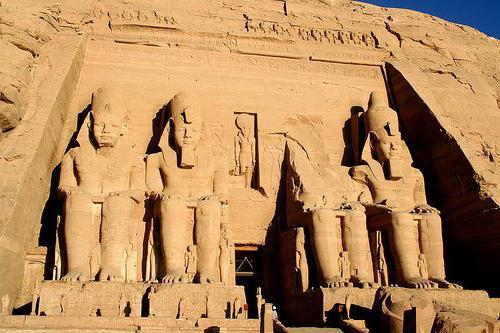 cultura e arte dell'antico Egitto