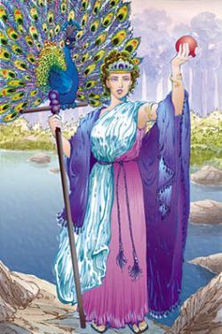simbolo della dea Hera